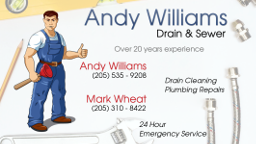 Andy Williams Plumbing